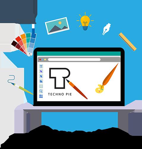 Techno-Pie Logo Design services
